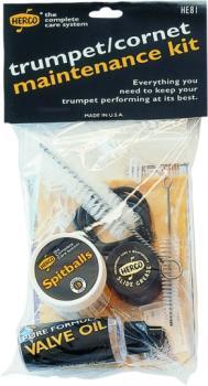 Herco Trumpet/Cornet Maintenance Kit (HE-HE81)