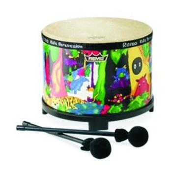 "Remo Kids Percussion Floor Tom Drum, 10"" (RM-KD508001)"