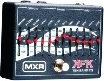 MXR Kerry King 10 Band EQ w/ Boost Pedal (MX-KFK1)