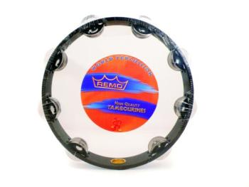 "Remo® Double Row Headless Tambourine, 10"" (RM-TA621000)"