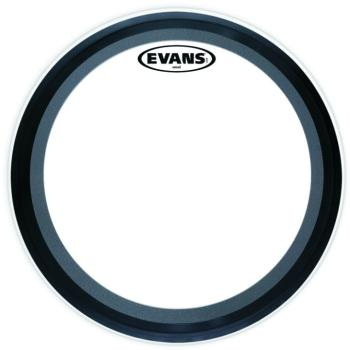 "Evans EMAD Clear Bass Drumhead, 24"" (EV-BD24EMAD)"