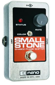 Electro-Harmonix Small Stone Phase Shifter Pedal (EH-EHSS)