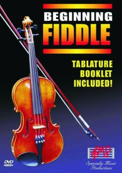 SMP Beginning Fiddle DVD (SM-SMPF1D)