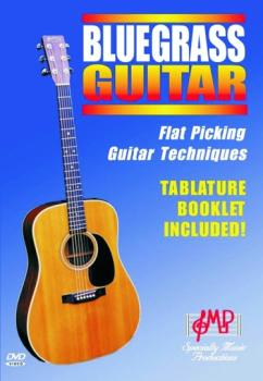 SMP Bluegrass Guitar DVD (SM-SMPG2D)