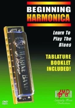 SMP Beginning Harmonica DVD (SM-SMPH1D)