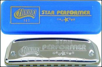 Huang Star Performer Harmonica (HU-MTR-INS102)