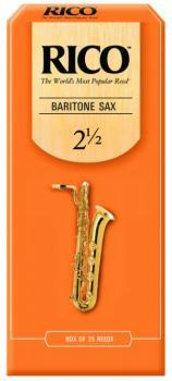 Rico Baritone Sax Reeds, 25 Per Box (RI-MTR-R717)