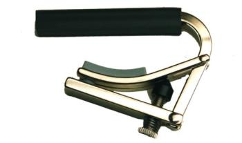 Shubb Classical Guitar Capo, Nickel (SB-4442N)