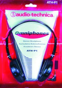 Audio-Technica Open-back Dynamic Stereo Headphones (AT-ATHP1)