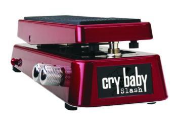 Dunlop SW-95 Crybaby Slash Wah Crybaby Pedal (DU-SW95)
