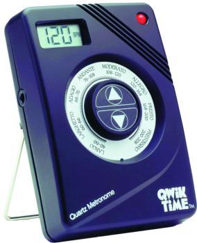 Qwik Time™ Quartz Metronome (QW-QT3)