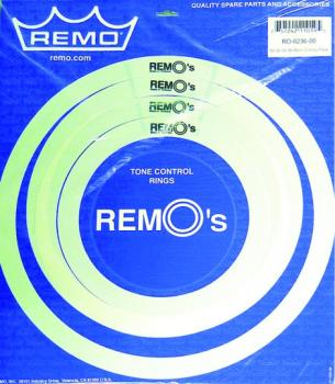 Remo® Muffler Rings, 4 pc. Tom-tom Set (RM-RO023600)
