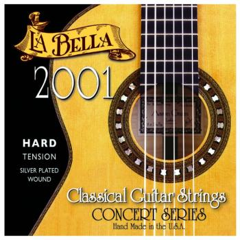 La Bella Hard Ten. Classic Pro Classical Strings (LB-L2001H)