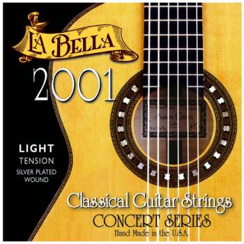 La Bella 2001 Classical Strings, Light Tension (LB-L2001LT)