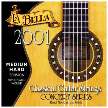 La Bella 2001 Classical Strings, Medium Tension (LB-L2001MH)