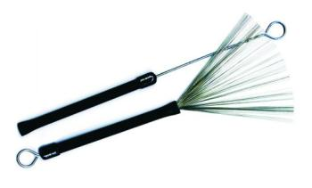 Promark Telescopic Wire Brush, Jazz (PR-TB3)