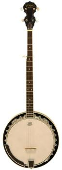 Woods 5 String Banjo w/ Tension Peg (WO-W320B)