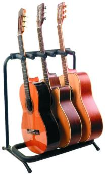 RockStand Multi Guitar Stand for 3 Acoust. Guitars (RD-RS20870B2)