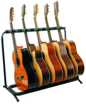 RockStand Multi Guitar Stand for 5 Acoust. Guitars (RD-RS20871B2)