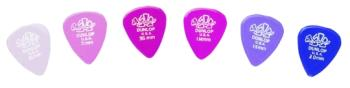 Dunlop Delrin Picks, Refill pack of 72 (DU-MTR-41R)