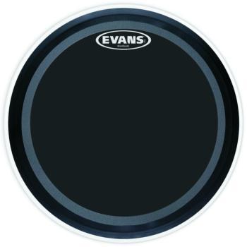 "Evans EMAD Onyx Batter Bass Drumhead, 22"" (EV-BD22EMADONX)"