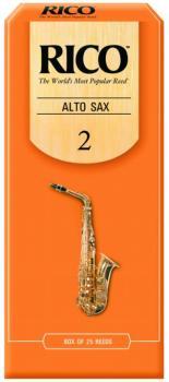 Rico Alto Sax Reeds, 25 Per Box (RI-MTR-714R)