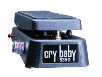 Dunlop 535Q Multi-Wah Crybaby Pedal (DU-535Q)