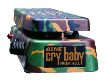 "Dunlop ""Dimebag"" Signature Wah Crybaby Pedal (DU-DB01)"