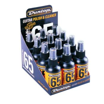 Dunlop Formula 65 Guitar Polish & Cleaner, 4 oz. (DU-654)