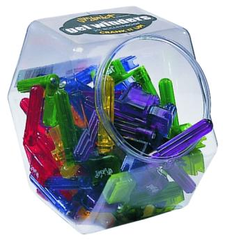 Dunlop Gel Winder Counter Display / 50 pieces (DU-101)