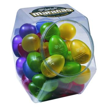 Dunlop Gel Shakers, 5-Colors, 36 ct. Jar (DU-9102)