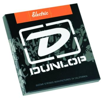 Dunlop Nickel Electric Guitar Strings, Medium (DEN1046)