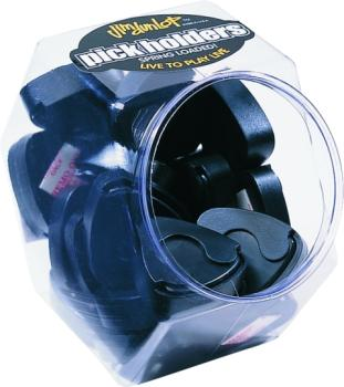 Dunlop Pick Holders 24 Count Jar (5000D)
