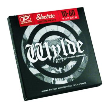 Dunlop Zakk Wylde Electric Strings, Custom Heavy (DU-ZWN1060)