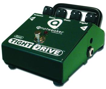 Amptweaker Bass TightDrive Overdrive Pedal (AW-AMPTWBTD)