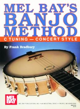 Mel Bay Banjo Method Volume 1 Book (MB-93238)