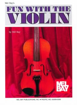 "Mel Bay ""Fun With"" Violin Instruction Book (MB-93276)"