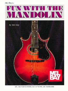 "Mel Bay ""Fun With"" Mandolin Instruction Book (MB-93258)"