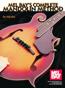 Mel Bay Complete Mandolin Method Volume 1 (MB-93221)