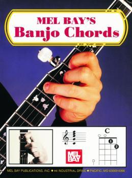 Mel Bay Banjo Chord Book (MB-93267)