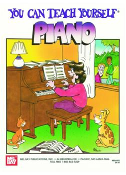 "Mel Bay ""You Can Teach Yourself"" Piano (MB-94302)"