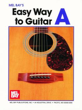 "Mel Bay Easy Way Guitar ""A"" (MB-93194)"