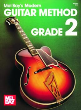 Mel Bay Modern Guitar Method Grade 2 (MB-93201)