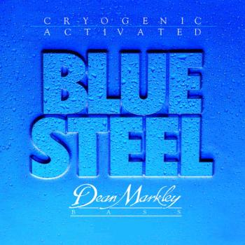 Dean Markley Blue Steel Bass Strings, Medium (DM-2676)