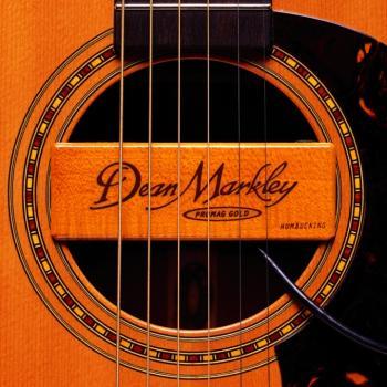 Dean Markley Pro Mag Grand Pickup (DM-3015A)