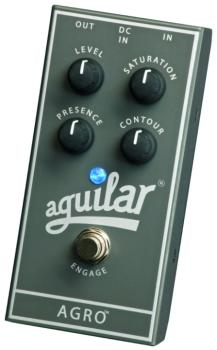 Aguilar Saturation & Overdrive Bass Effects Pedal (AI-AGRO)
