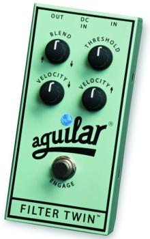 Aguilar Dual Envelope Filter Twin Bass Effects Pedal (AI-FILTERTWIN)