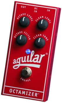 Aguilar Analog Octave Bass Effects Pedal (AI-OCTAMIZER)