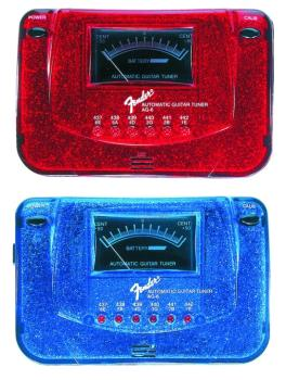 Fender New Sparkle Finish Tuner (FE-MTR-NSFT)