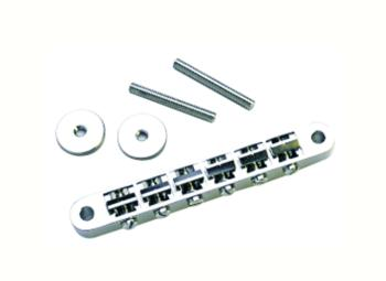 W.D. Tune-O-Matic Bridge, Chrome (WD-GE101BN)